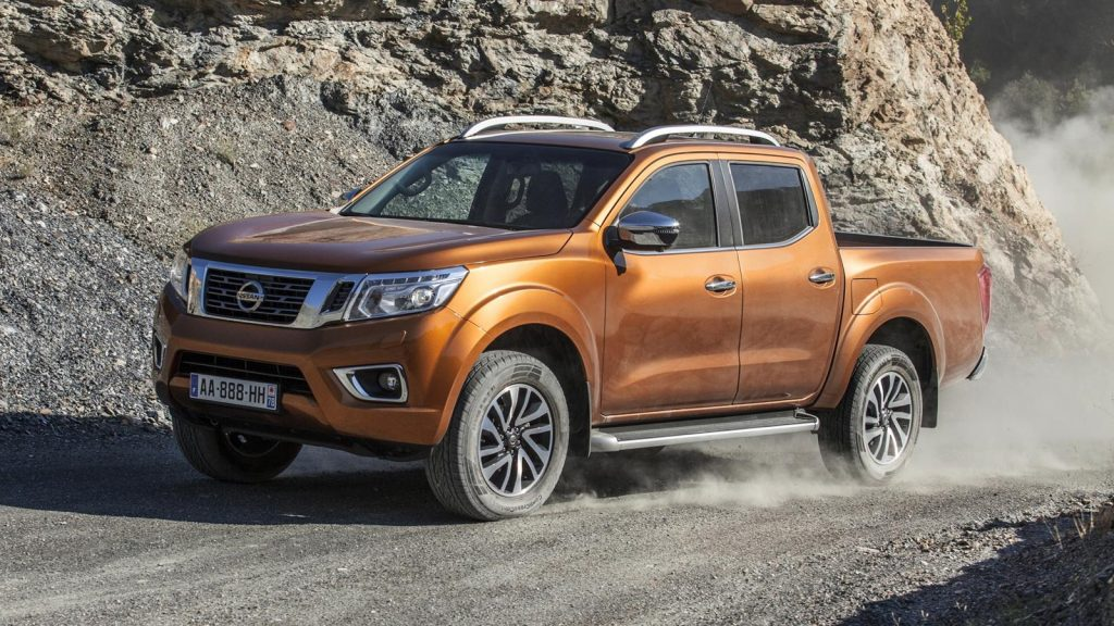 Nissan Navara will share a platform with the L200