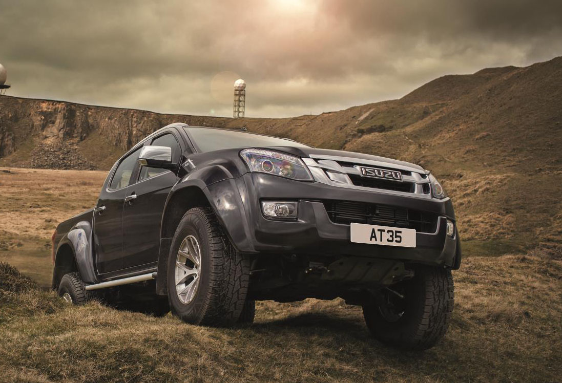 Isuzu launches special-edition D-Max