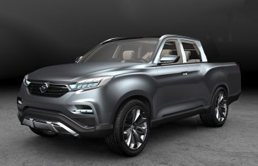 SsangYong Musso Sports 2018