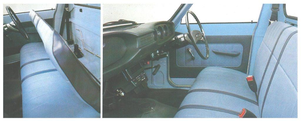 Bedford KB cab
