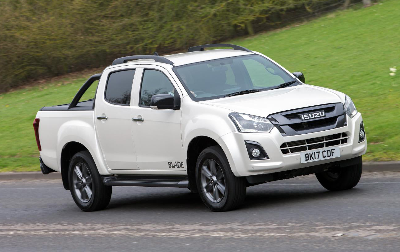 Isuzu D-Max 2018 Review