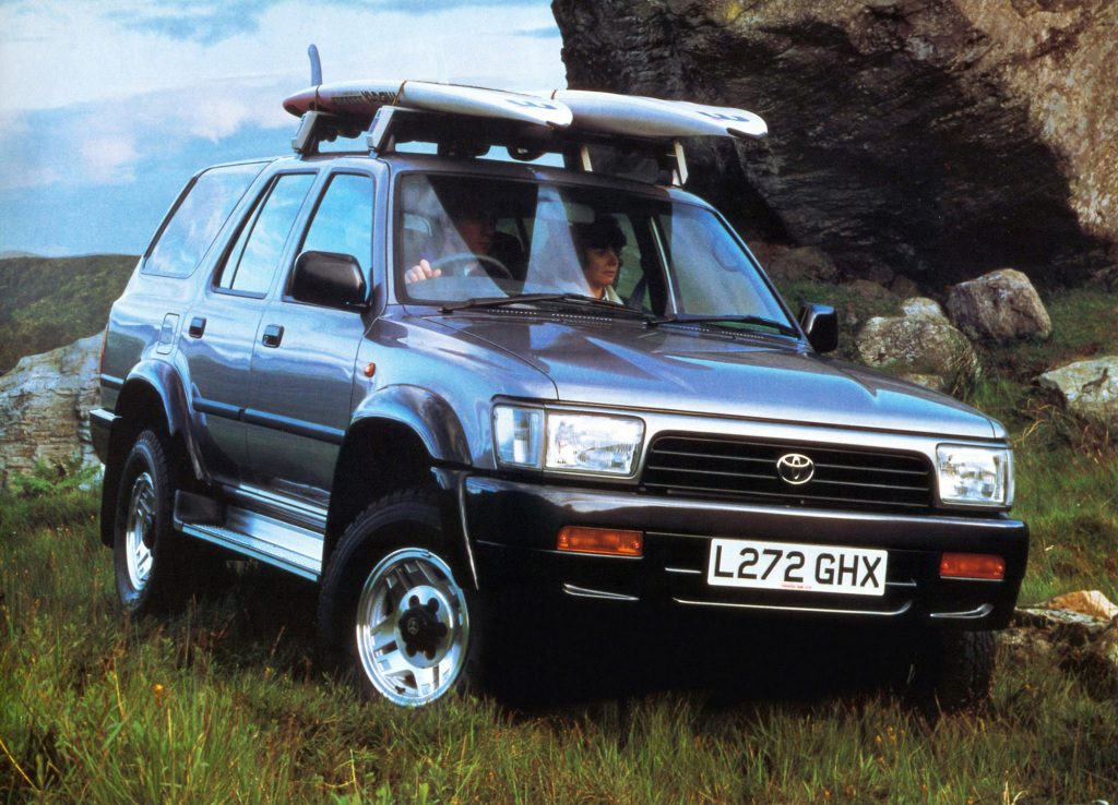 Toyota 4runner Amp Toyota Hilux Surf Guide Professional
