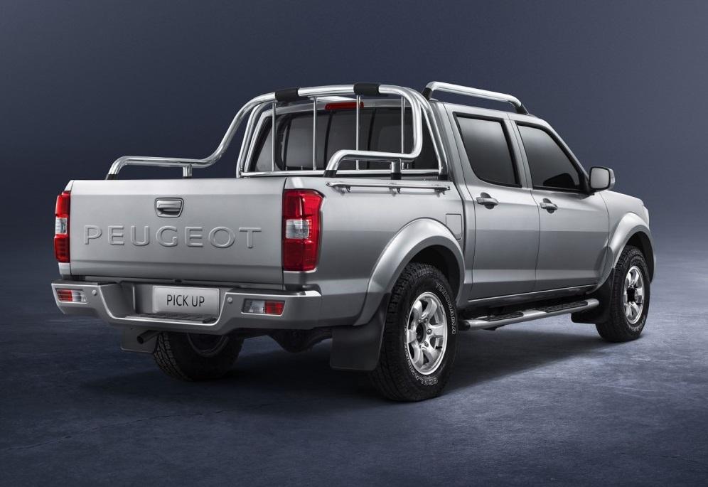 Peugeot Pickup truck
