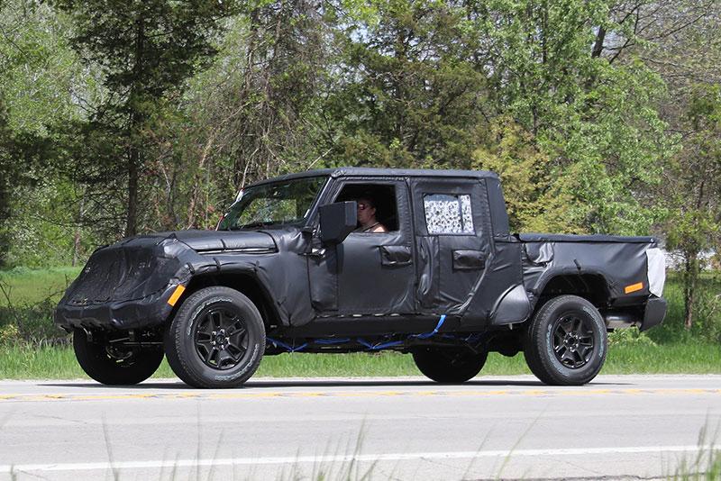 Jeep Scrambler 2019