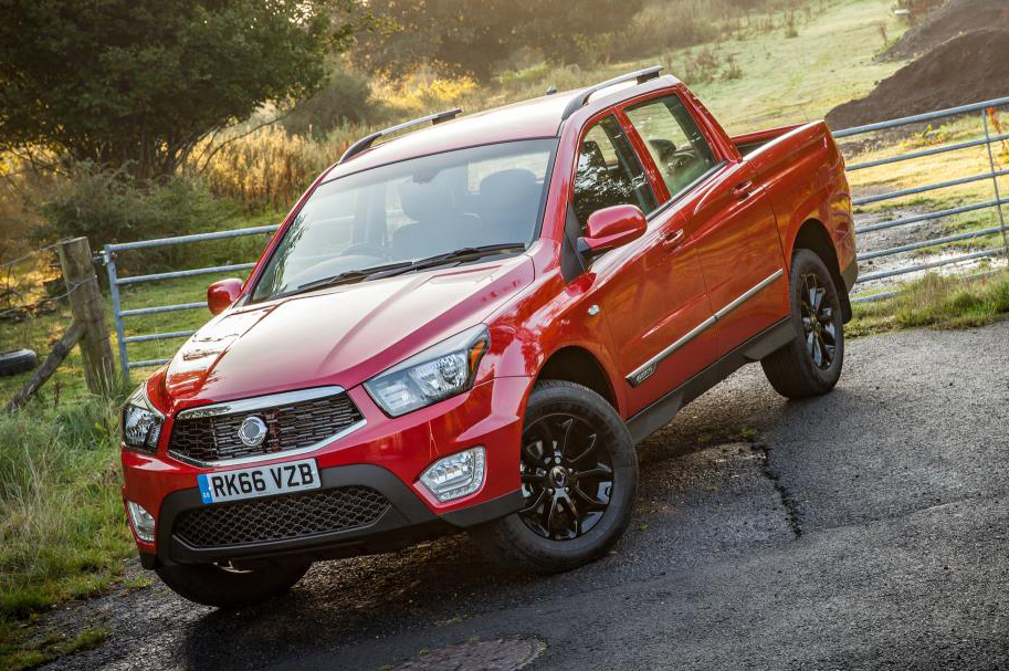 Ssangyong Musso 2017 review