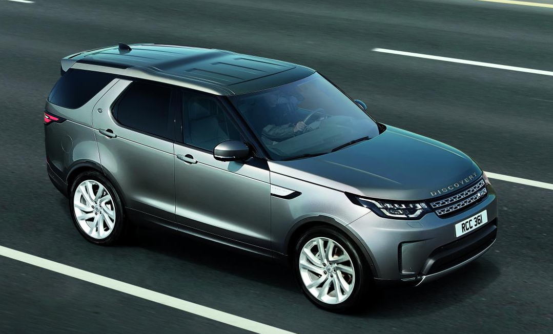 Land Rover Discovery Commercial is back!