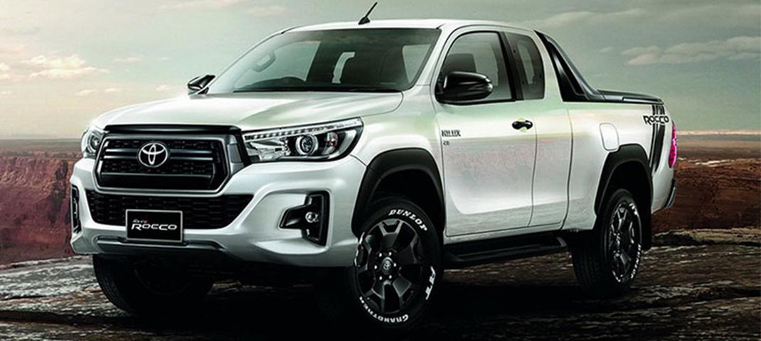 Toyota Hilux Invincible X facelift 2018 | Professional ...