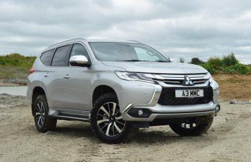 Mitsubishi Shogun Sport Commercial 2018