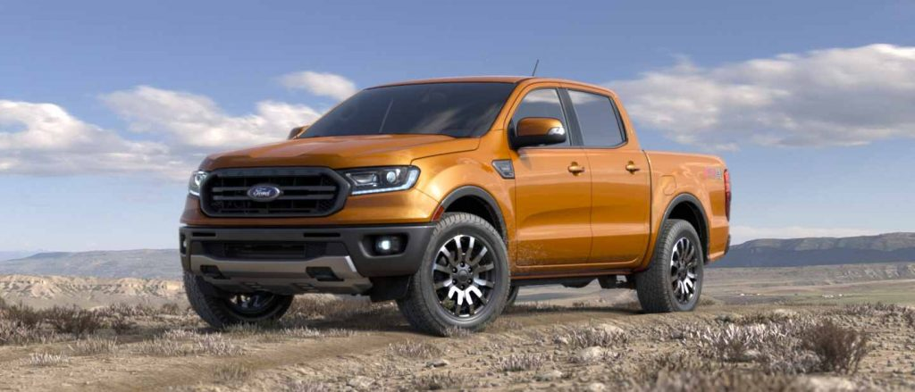 Ford update the Ranger for 2019 | Professional Pickup magazine