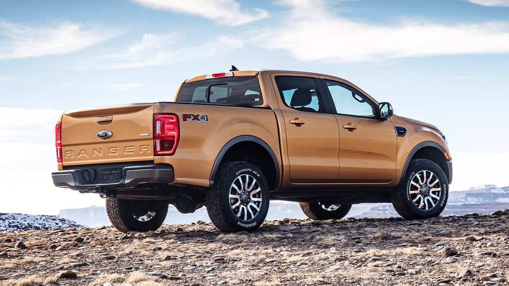 Ford Ranger 2019 UK
