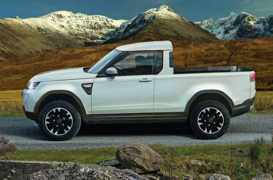 New pickup trucks for 2018, 2019 and 2020 UK