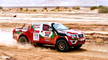 Zhengzhou Nissan Navara rally – photo 29-source