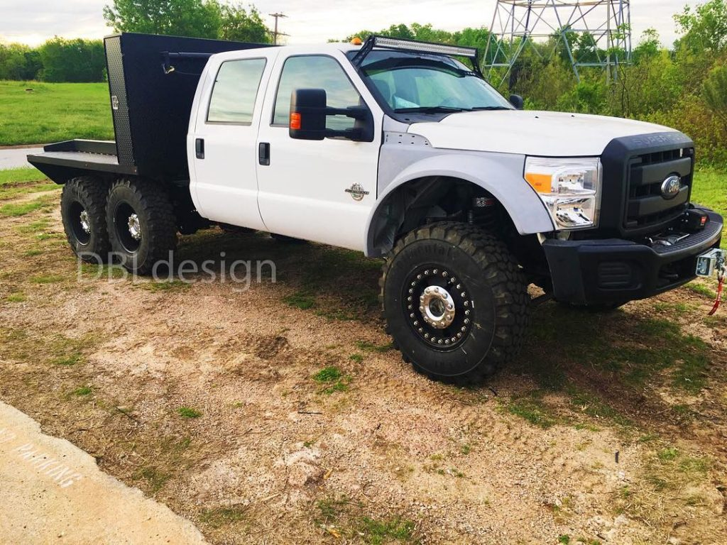 Top 10 6x6 Commercial Conversions Professional Pickup Magazine