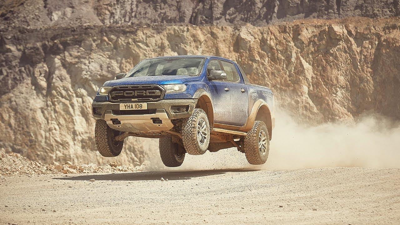 ford ranger raptor uk preview pro pickup