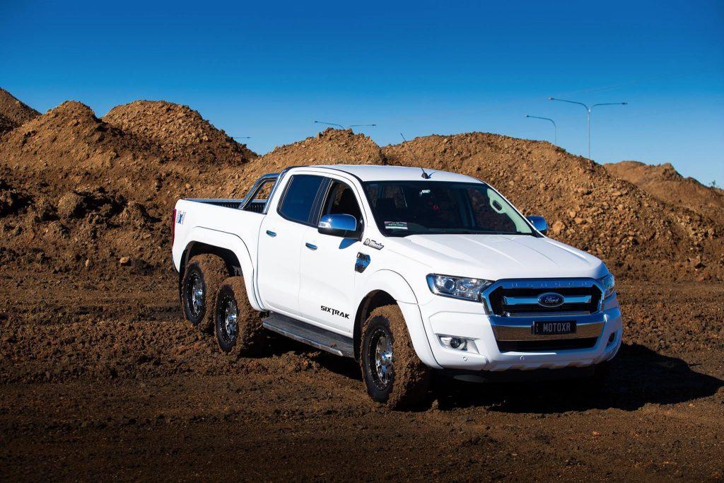 Ford Ranger SixTrak