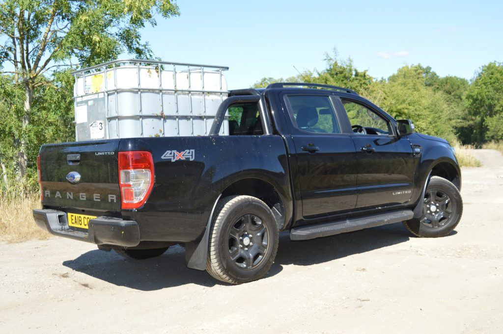 Ford Ranger payload