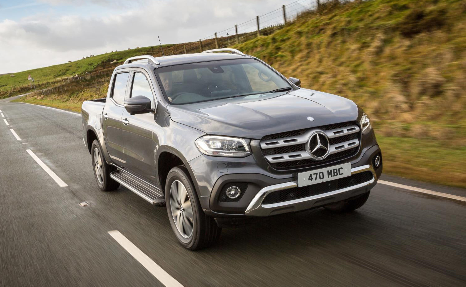 Mercedes-Benz X-Class Specification Guide
