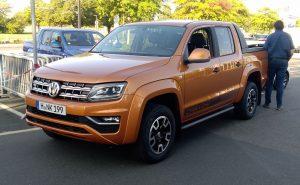 VW Amarok Canyon V6 2019