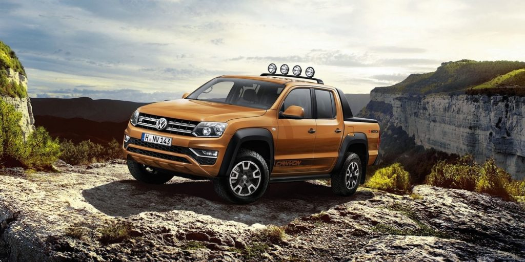 VW Amarok Canyon V6 2019