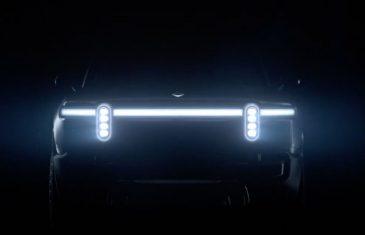 Rivian R1T electric pickup