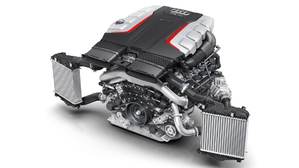 VW 4.0TDi V8 EA898 engine