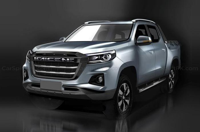 Peugeot pickup 2020