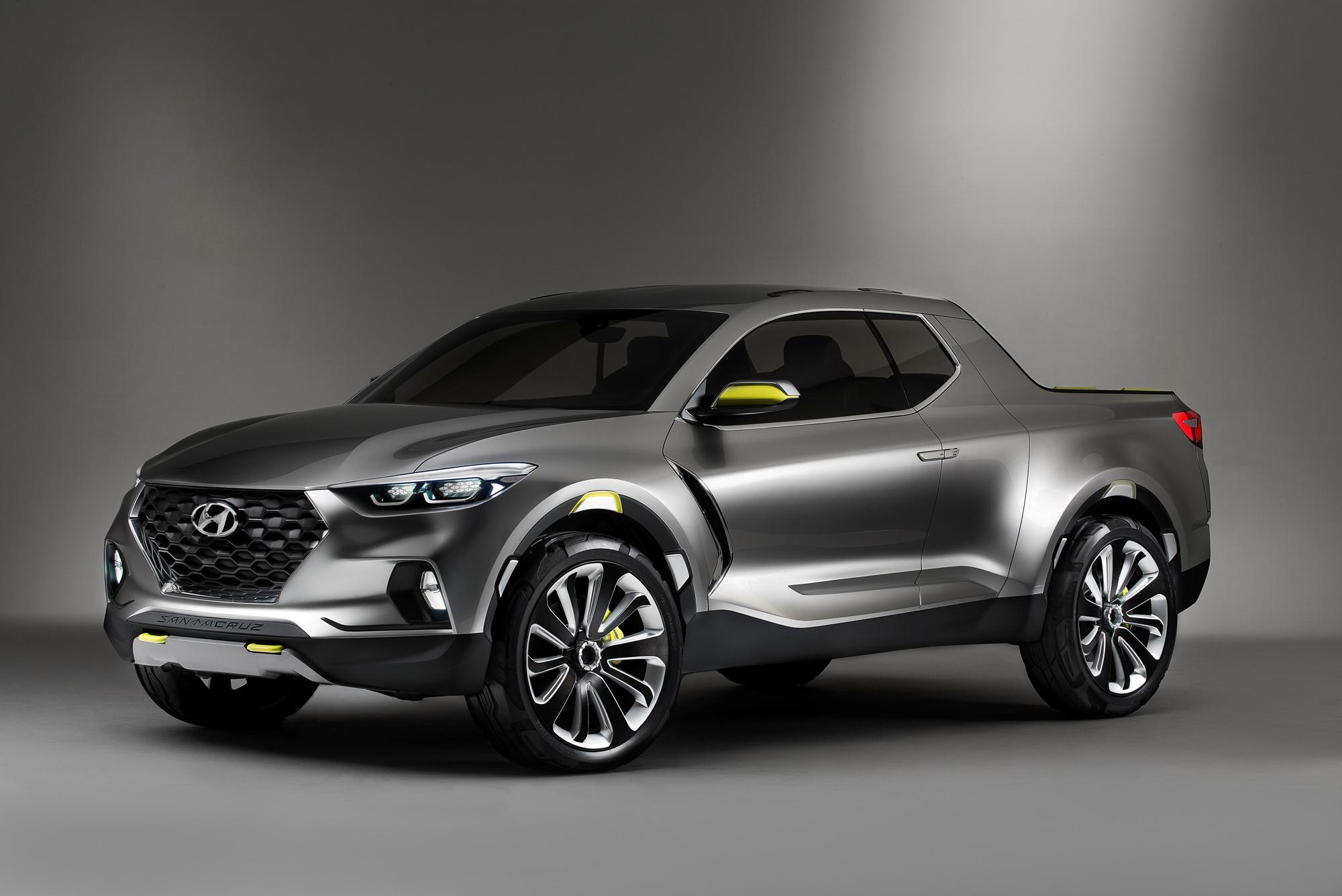 Hyundai Santa Cruz due in 2020