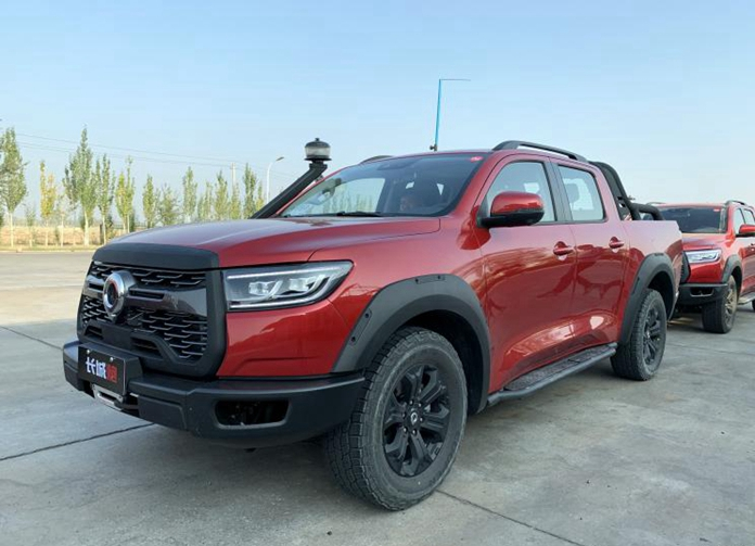 Great Wall P-Series 2021