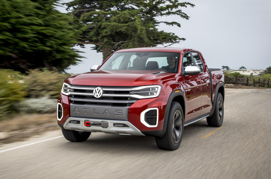 VW Amarok 2022 will be developed by Ford | Professional Pickup