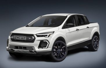 Ford Courier 2022