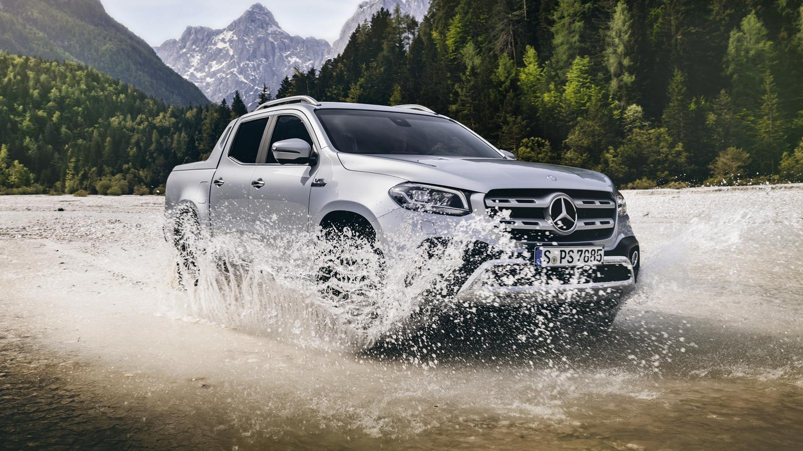 We'll miss the Mercedes-Benz X-Class V6 when it goes.