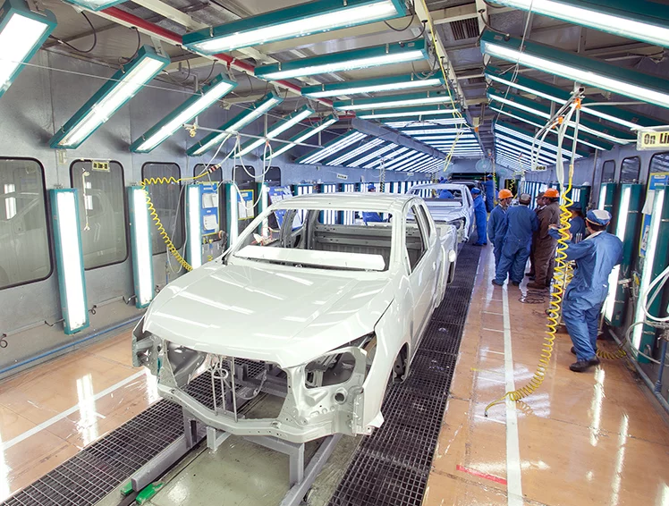 Great Wall purchases GM's Rayong pickup factory