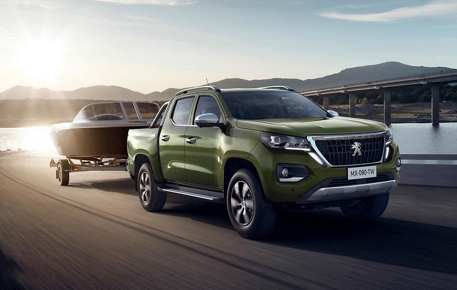 Peugeot Landtrek confirmed for 2021