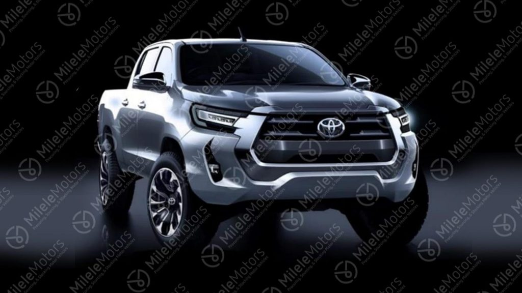 New Toyota Hilux as tested by Fernando Alonso