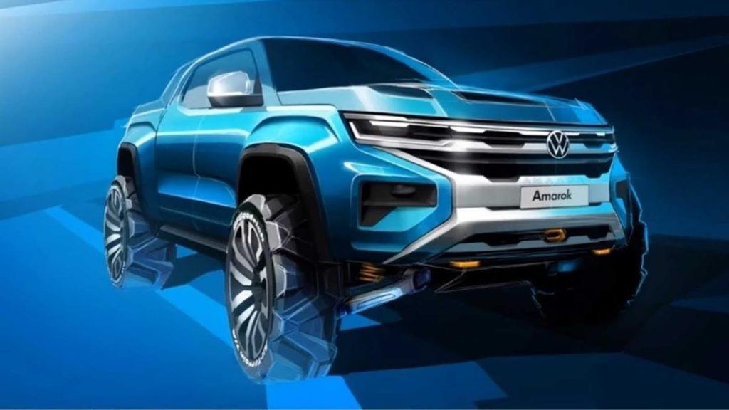 The Amarok has been cancelled but the 2022 model will revive the name/