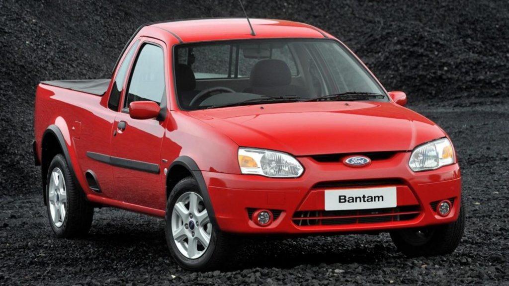 The Ford Bantam predates any Focus pickup