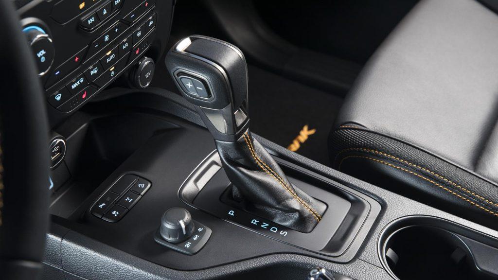 Ford Ranger Wildtrak Gearbox