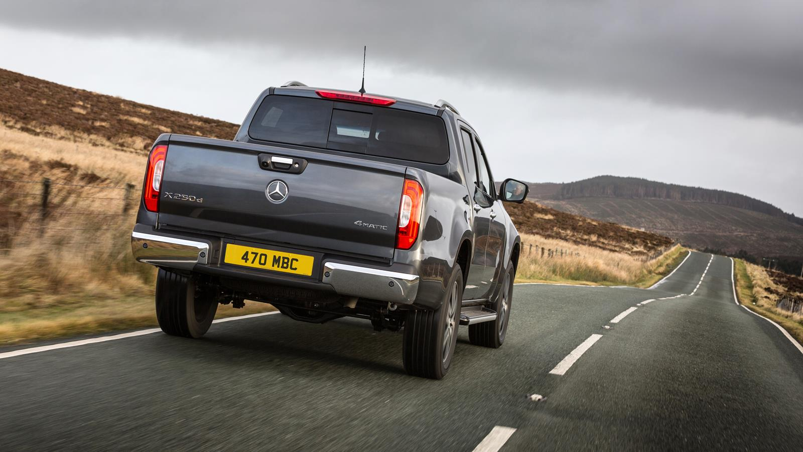 Most Economical Pickup Truck In The Uk Professional Pickup 4x4