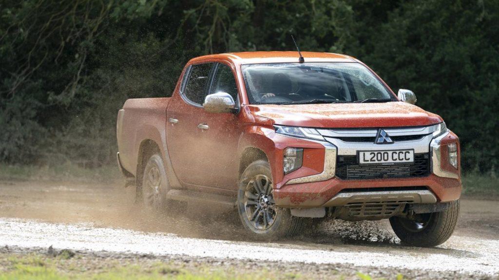 Mitsubishi L200 will share a platform with the Navara