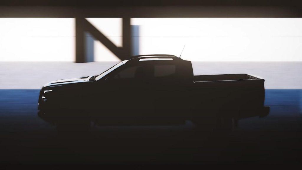 This is the next-gen Nissan Navara