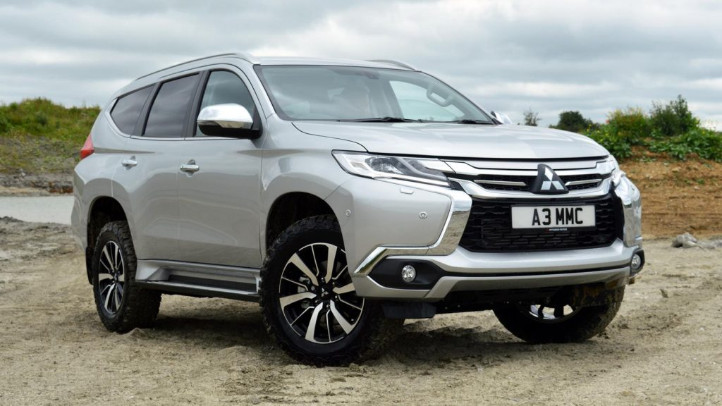 Mitsubishi to withdraw from the UK killing off the Shogun Sport