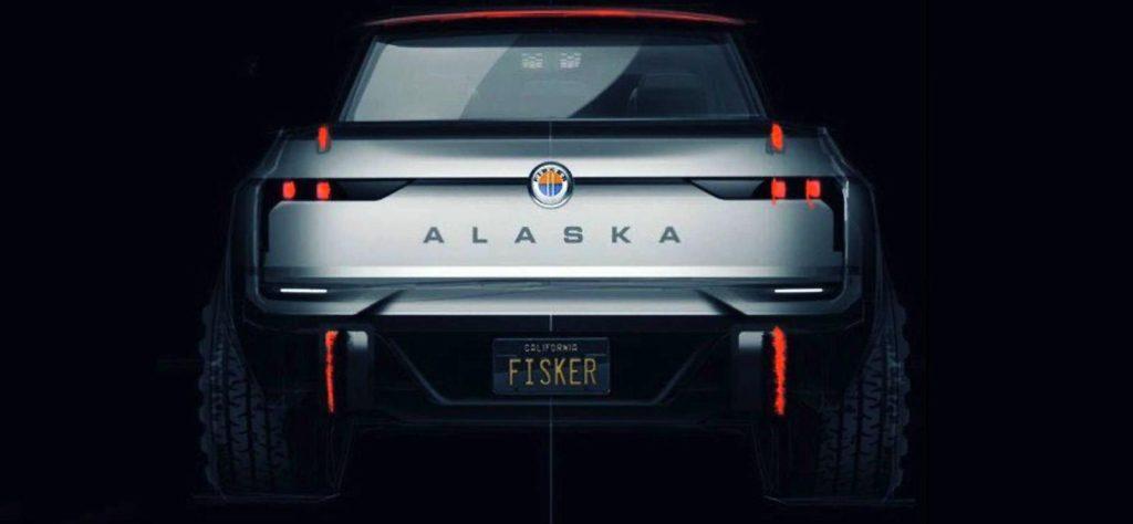 Fisker Electric Pickup