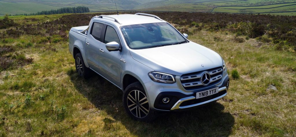 Mercedes-Benz X-Class V6 under review