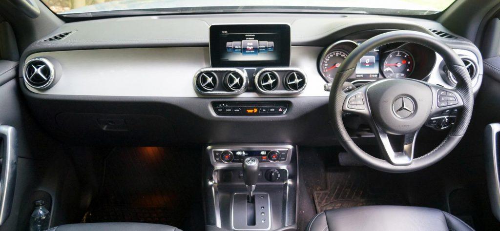 Mercedes-Benz X-Class V6 under review
