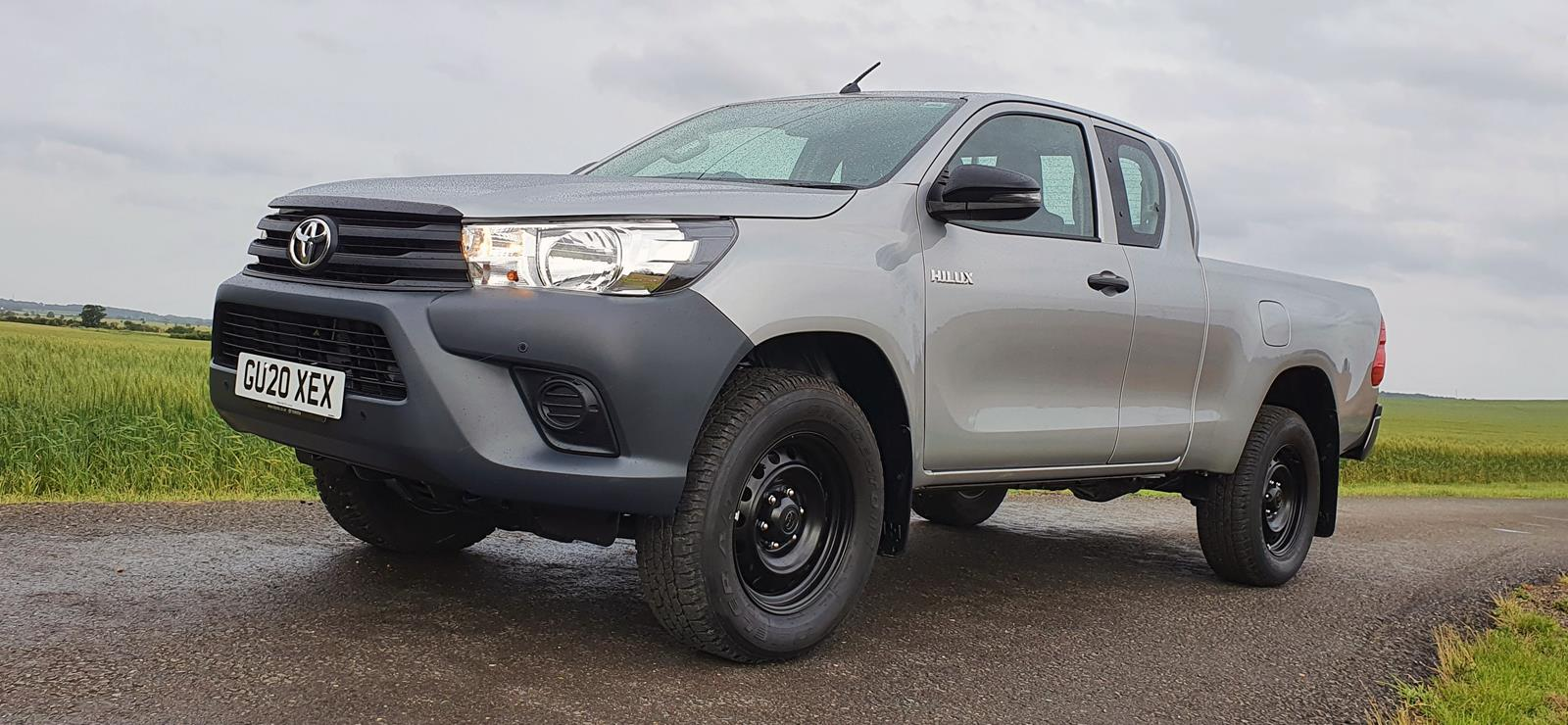 Driven Toyota Hilux Extra Cab Review 2016 2020 Pro Pickup 4x4