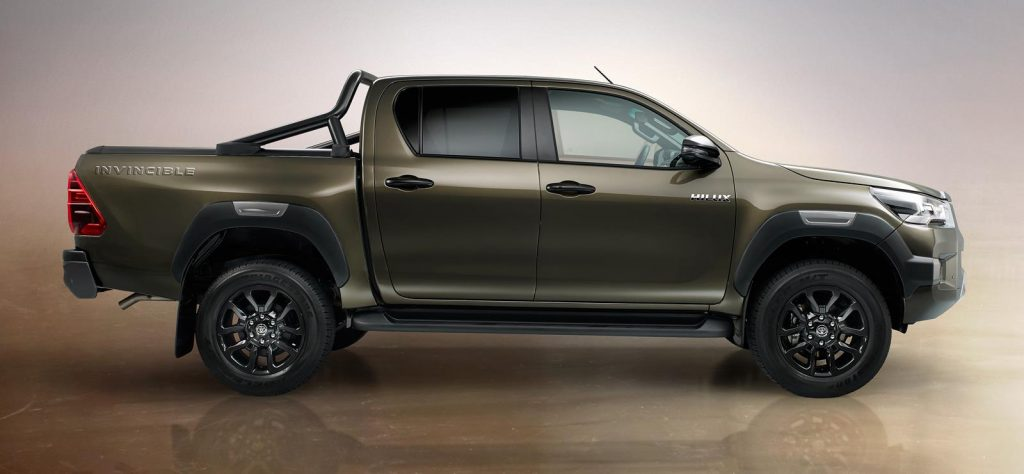 New Toyota Hilux revealed with prices and specifications