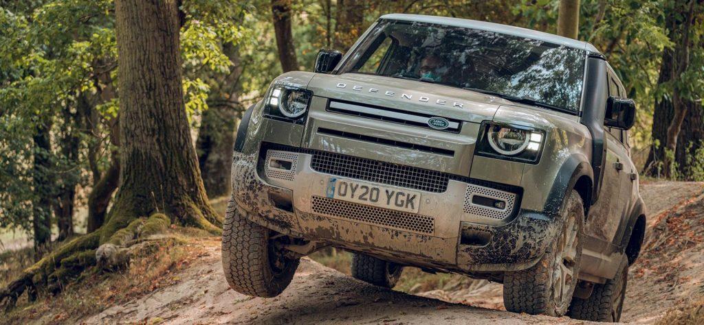 Land Rover Defender - Off Road
