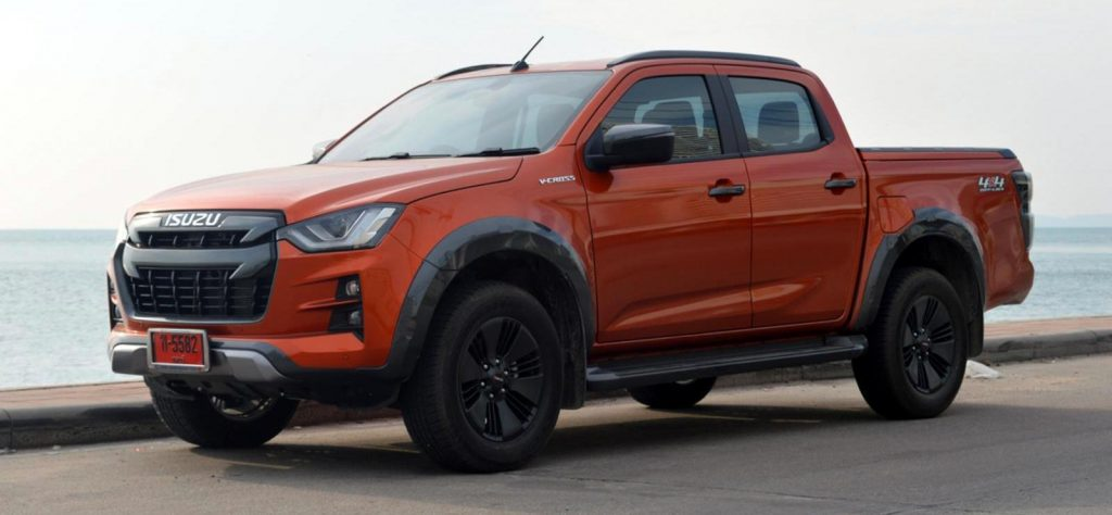 New Isuzu D-Max Delayed
