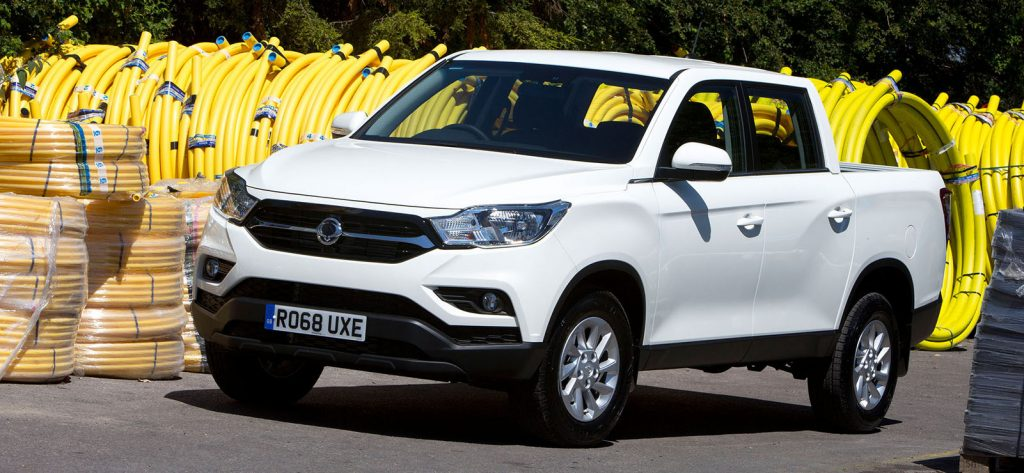 SsangYong could take over Mitsubishi in the UK