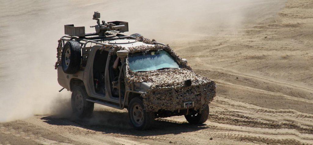 Czech Army to take Toyota Hilux pickup